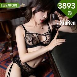 XiuRen 秀人 No.3893 镂空情趣内衣 芝芝Booty 性感写真11