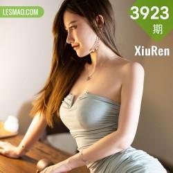 XiuRen 秀人 No.3923 美桃酱 玉背翘臀新人模特