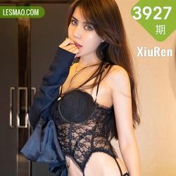 XiuRen 秀人 No.3927 蓝莓fy 翘臀长腿新人模特