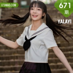 YALAYI 雅拉伊 Vol.671    妙妙《放学一起走》