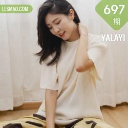 YALAYI 雅拉伊 Vol.697     苍儿《亲爱的请放松》