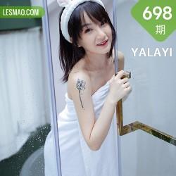 YALAYI 雅拉伊 Vol.698     落落《清凉一夏》