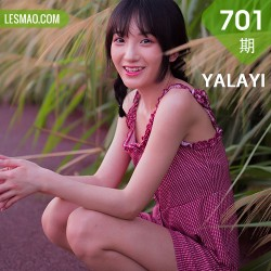 YALAYI 雅拉伊 Vol.701   落落 暮色