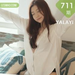 YALAYI 雅拉伊 Vol.711    鸭鸭《礼物》