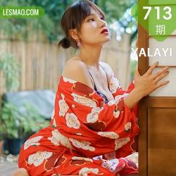 YALAYI 雅拉伊 Vol.713    多香子 自娱