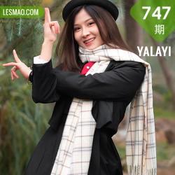 YALAYI 雅拉伊 Vol.747    梦涵 冬恋