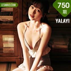 YALAYI 雅拉伊 Vol.750    京京 新半藏森林