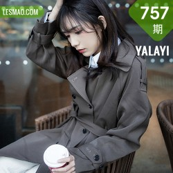 YALAYI 雅拉伊 Vol.757    果果 迷失在都市