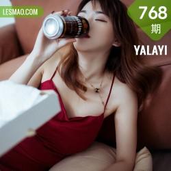 YALAYI 雅拉伊 Vol.768    樊梵 放纵
