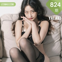 YALAYI 雅拉伊 Vol.824    钱哥 黑蝴蝶