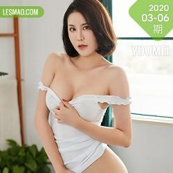 YOUMEI 尤美   乔雪 爆乳熟女