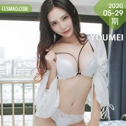 YOUMEI 尤美 小影 美腿香肩模特