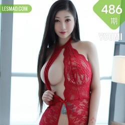 YOUMI 尤蜜荟 Vol.486 妲己_toxic 巨乳蕾丝连体衣