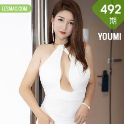 YOUMI 尤蜜荟 Vol.492 屏霸熟女巨乳 潘琳琳ber