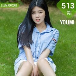 YOUMI 尤蜜荟 Vol.513 清纯校园风 娜露selena 三亚旅拍