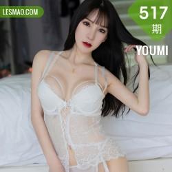 YOUMI 尤蜜荟 Vol.517 性感娇躯 周于希sandy 内衣私房