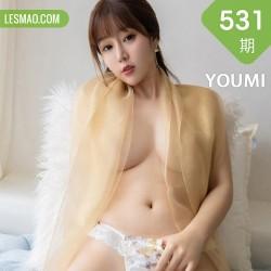 YOUMI 尤蜜荟 Vol.531 王雨纯 熟女透视大理旅拍