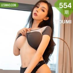 YOUMI 尤蜜荟 Vol.554 运动辣妹 田冰冰