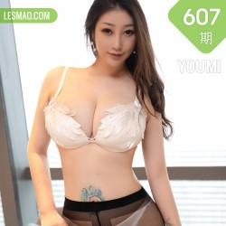 YOUMI 尤蜜荟 Vol.607 魅惑女神  妲己_Toxic 性感写真