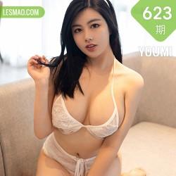YOUMI 尤蜜荟 Vol.623 调皮诱人的兔耳装 娜露Selena 私房写真