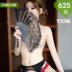YOUMI 尤蜜荟 Vol.625 韵味的浪漫旗袍 周于希Sandy 厦门写真