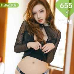 YOUMI 尤蜜荟 Vol.655  芭比娃娃 奶油米 性感写真33