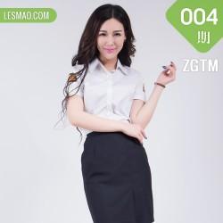 ZGTM 中国腿模 No.004 张嘉琪