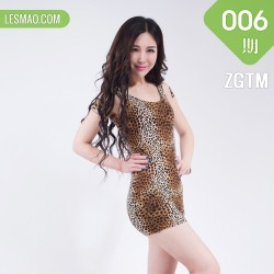 ZGTM 中国腿模 No.006 张嘉琪